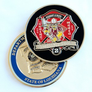 China Factory Manufacturer Supplier Wholesale Commemorative Challenge Coins Custom Logo Metal Coins