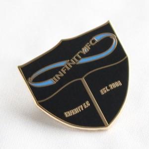 hot sale hard enamel pin on pin custom your own design metal soft enamel lapel pin