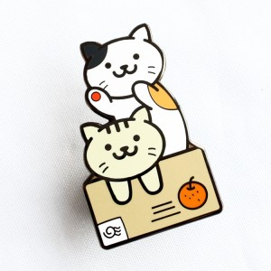 High-quality Lapel Pins Kunshan Manufacture Custom Fantasy Hard Soft Enamel Lapel Pin Badge