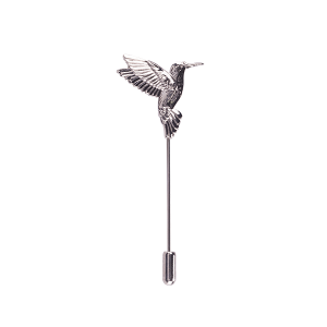 Bird stick pin
