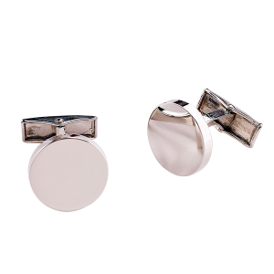 Custom Stirling cufflinks