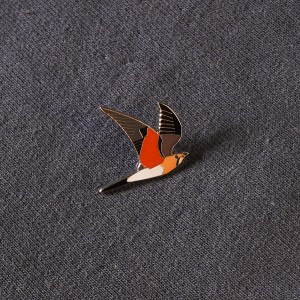 Bird Lapel pin