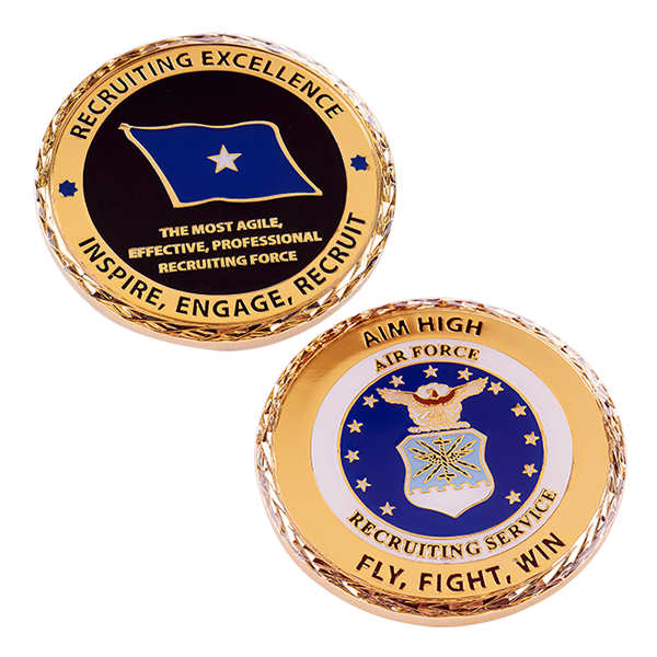 Air force challenge coin Featured Image