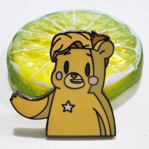 China Custom Cute Cartoon Personalised Metal Hard Enamel Lapel Pin Custom Soft Kawaii Enamel Pins Manufacturer