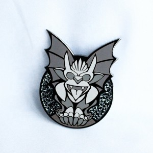 Factory tarot enamel pin with screen print dropshipping design your own high quality soft and hard enamel
