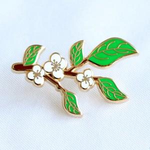China Zinc alloy Enamel Lapel Pins Factory Wholesale Custom Metal Badge Hard Enamel Lapel Pins