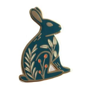 Kunshan Lapel Pins Manufacturer Cartoon Bunny Hard Enamel Lapel Pins Wholesale Metal Badge Custom Hard Soft Enamel Pins