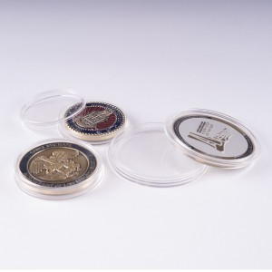 hard enamel coin